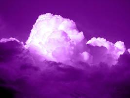 Purple Clouds (Spirit Day)