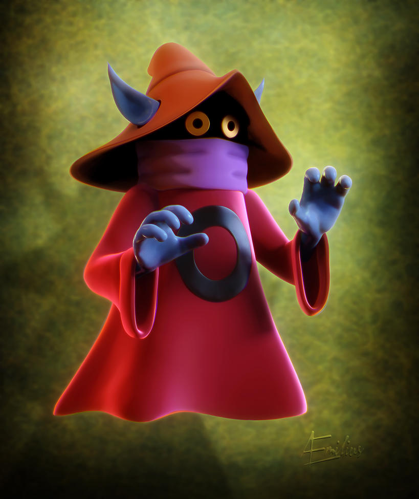 Orko by aemiliuslives