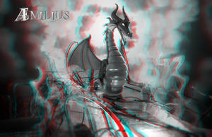 All the powers of hell (anaglyph)