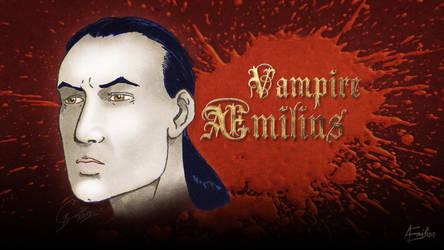 Vampire AEmilius by AEmiliusLives