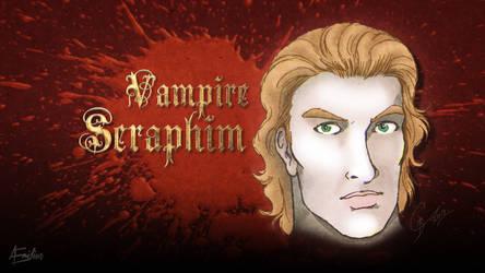Vampire Seraphim by AEmiliusLives