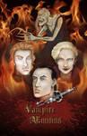 Vampire AEmilius Poster by AEmiliusLives