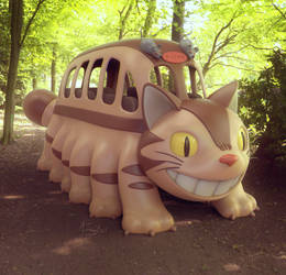 Catbus (Daily Challenge 2019 - Day 21)