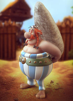 Obelix (Daily Challenge 2019 - Day 24)