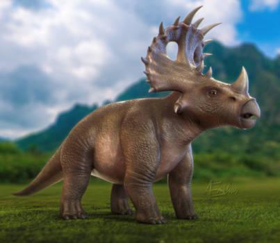 Sinoceratops