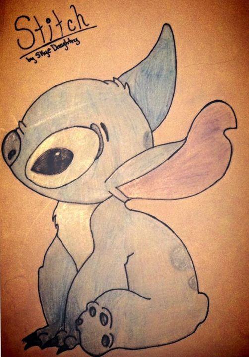 Stitch by NightOfTheAssassin