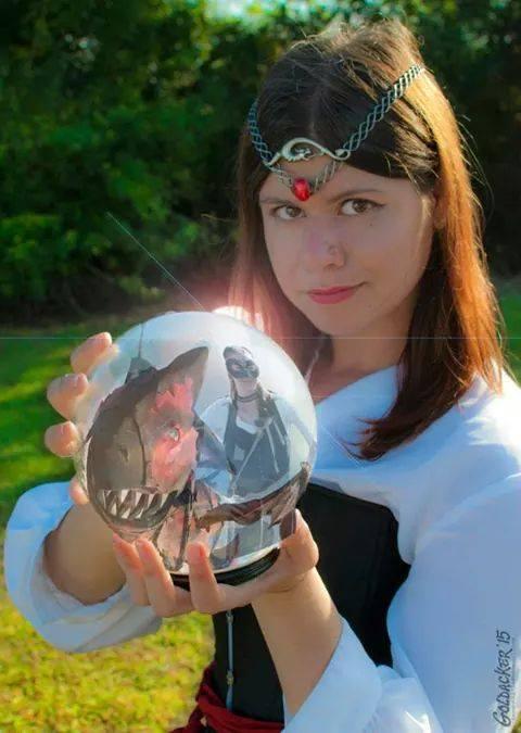 Look into my crystal ball by KatieKatt11593