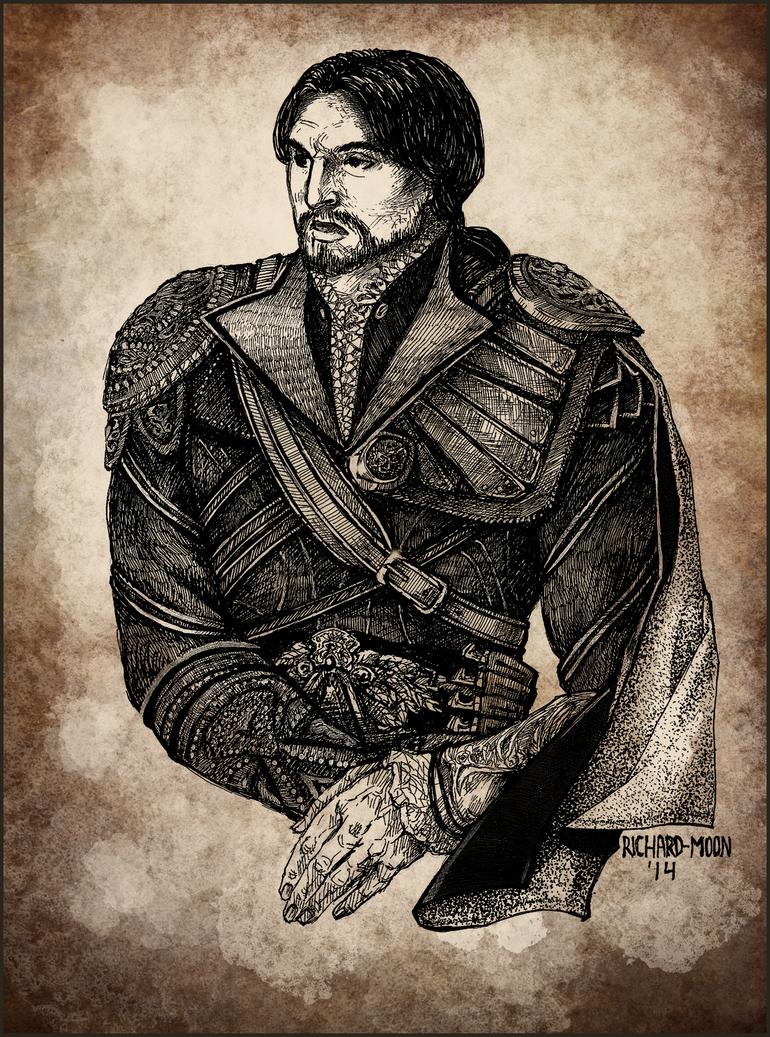 Ezio by Richard-Moon