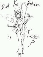Don't you Believe in Fairies? by conidark521