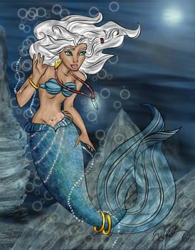 Kida as Ariel
