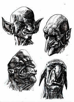 Goblins and  Co 1