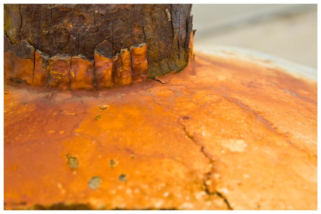 Rust on Concrete by PeterZen
