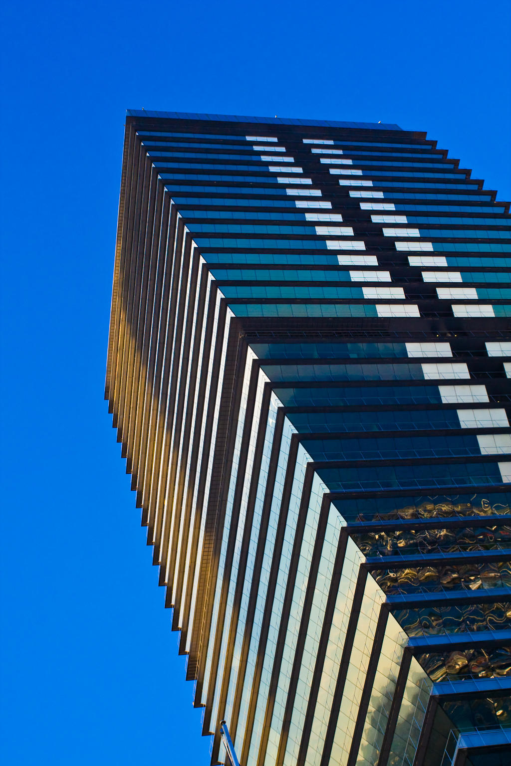 Torre Mapfre by PeterZen
