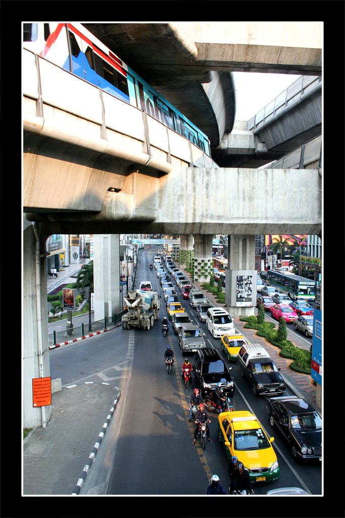 BKK-Transport by PeterZen