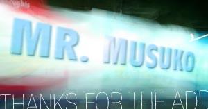 Mr. Musuko MySpace Add-banner by PeterZen