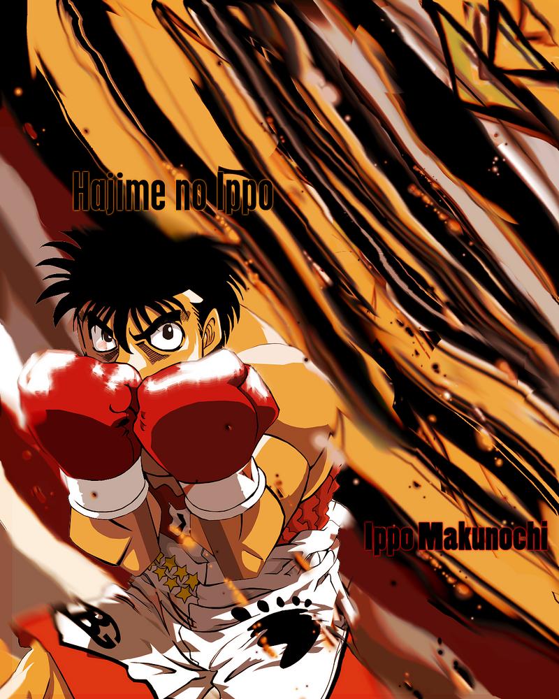 Hajime No Ippo Mangakakalot: Hajime No Ippo, Ippo By Slowboyazn On DeviantArt
