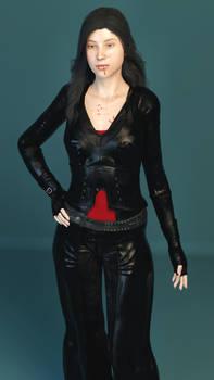 Kira the vampire