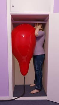 Pump to pop in wardrobe