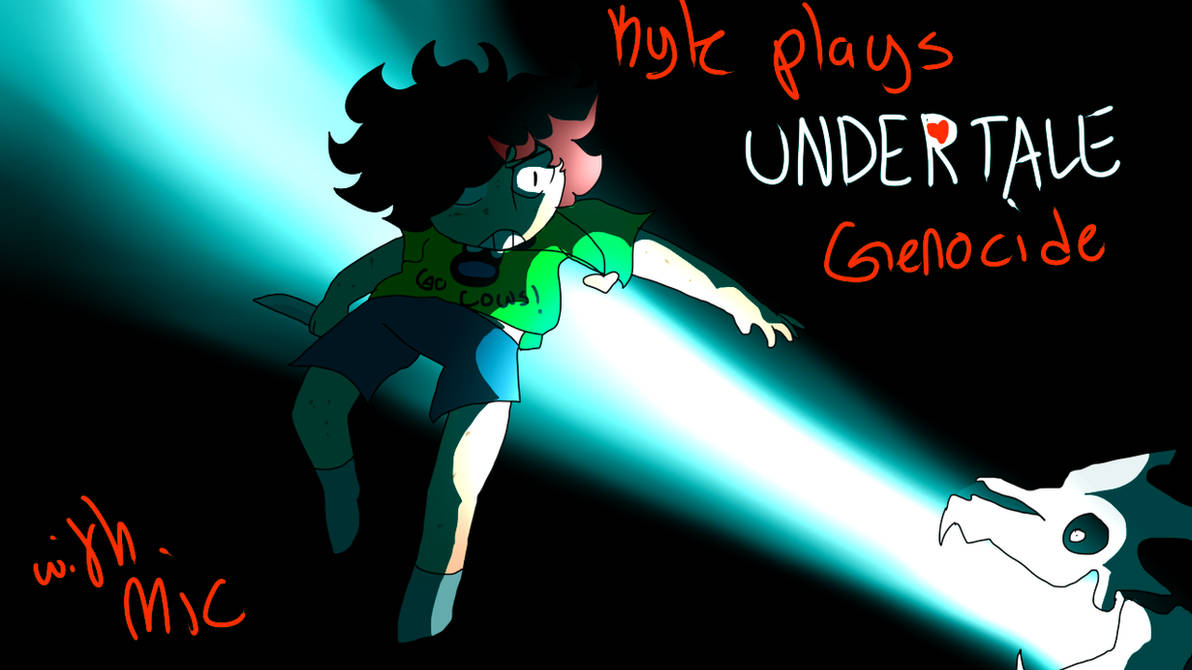 Undertale Genocide Stream ONLINE by Commander-Carrot on