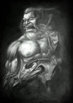Barbarian fury!