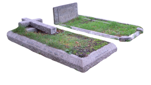 Two Graves PNG