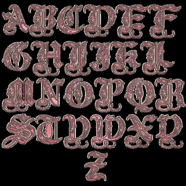 Royal alphabet pink png by chaseandlinda on deviantart royal alphabet pink png by chaseandlinda altavistaventures Gallery