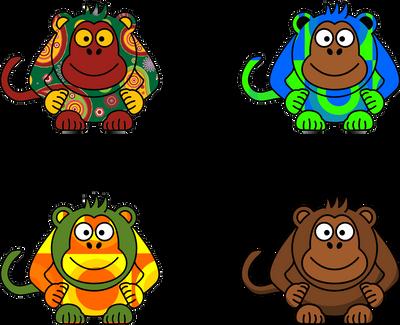 Monkey-PNG