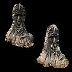 Tree Stump Statues PNG