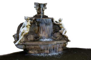 Water Statues PNG