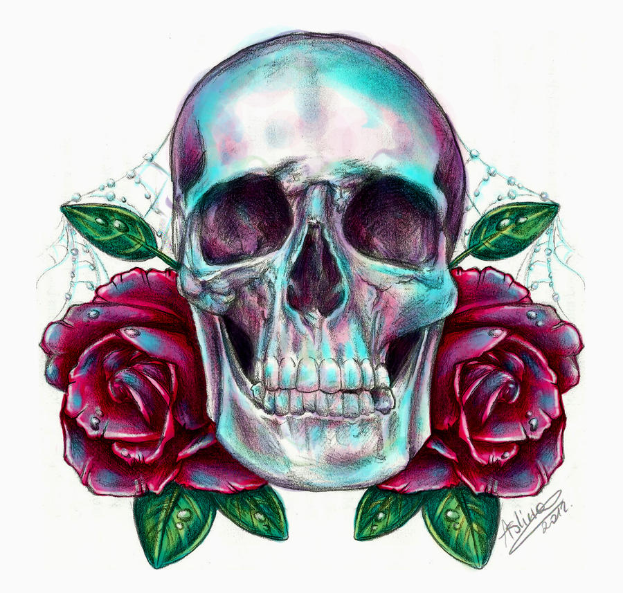 1000+ images about Skulls and Roses on Pinterest | Skull ...