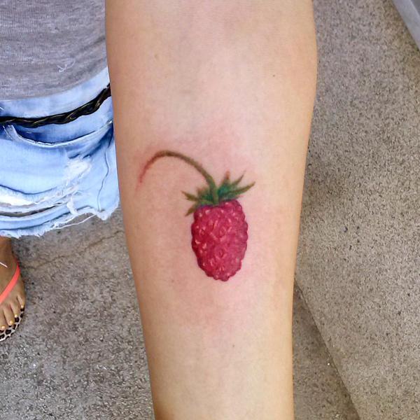 Wild strawberry by Ashiwa666