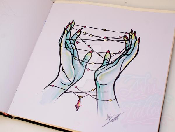 Hands by Ashiwa666