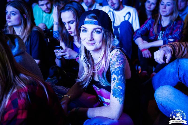 Warsaw tattoo convention 2014 by Ashiwa666