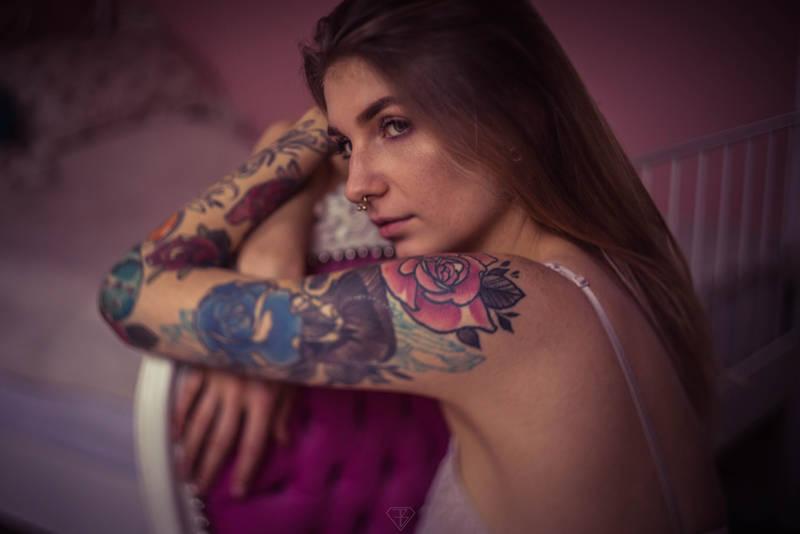 roses by AshiMonster
