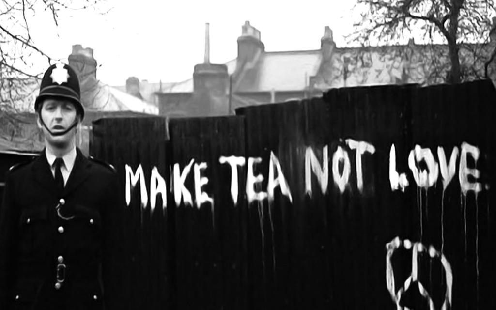 Make tea not love by GreenRaven28