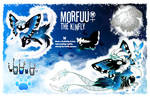 Morfuu the Morpho Emporer Kinfly