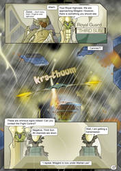 Aesir Chronicles FATES Vol.1 Meru Page 6 by AesirChronicler