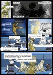 Aesir Chronicles FATES Vol.1 Meru Page 11 by AesirChronicler
