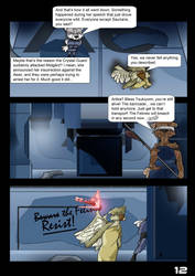 Aesir Chronicles FATES Vol.1 Meru Page 12 by AesirChronicler