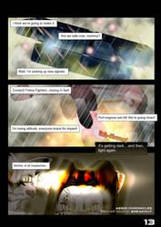 Aesir Chronicles FATES Vol.1 Meru Page 13 by AesirChronicler