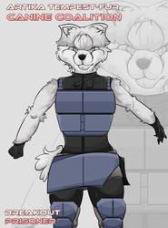 Artika Tempest-Fur by AesirChronicler