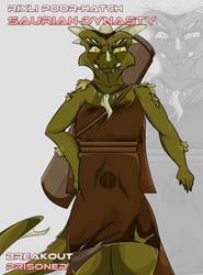 Rixli Poor-Hatch by AesirChronicler