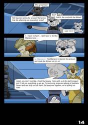 Aesir Chronicles FATES Vol.2 Artika Page 14