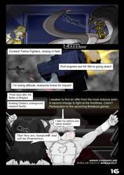 Aesir Chronicles FATES Vol.2 Artika Page 16