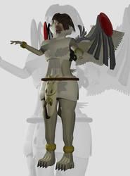 Aesir Chronicles BREAKOUT - Prince Meru Render