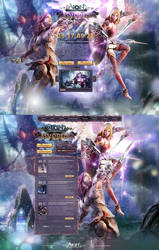 Aion site ''asmodeia'' by DattaDesign