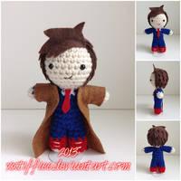 Doctor Who - David Tennant by xxtiffiee