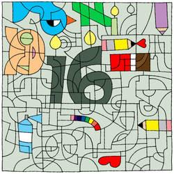Happy 16th Birthday DeviantArt~!