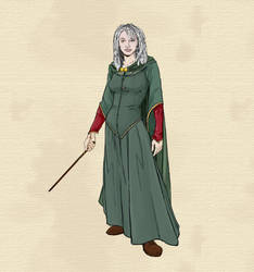 The Witch of Gerana