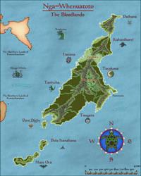 Nga-Whenuatoto - The Bloodlands